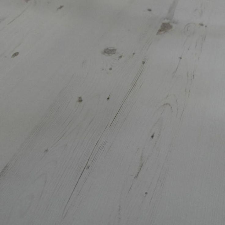 Herritage Wit Grenen  7mm Incl. Ondervloer en Plint !!