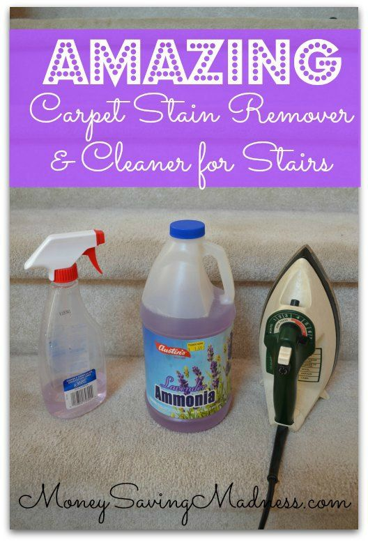 how to clean diarrhea stain from carpet