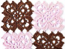 MyPicot   Free crochet patterns~ ༺✿Teresa Restegui http://www.pinterest.com/teretegui/✿༻