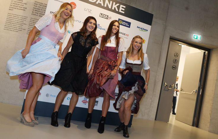 Carina Witthoeft, Sorana Cirstea, Ajla Tomjalovic, Barbara Schett
