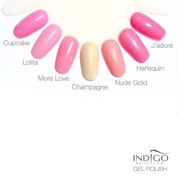 Champagne (video) | indigo labs nails veneto