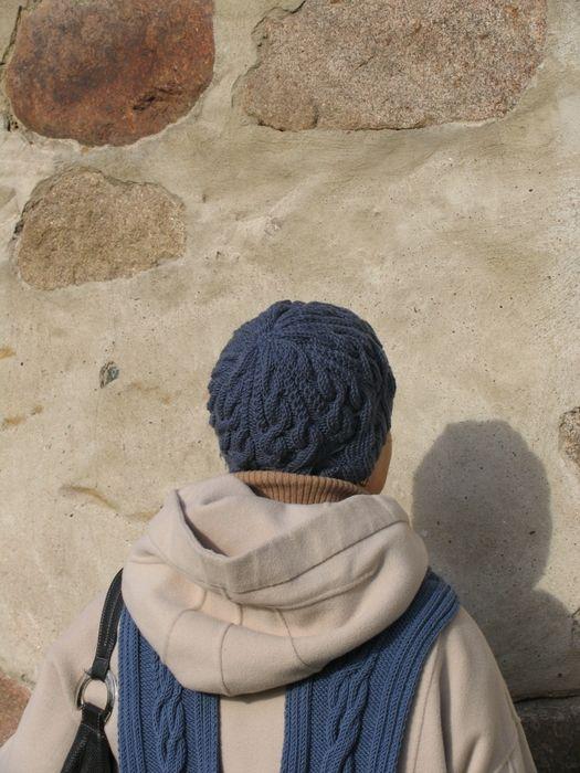 Облегающая шапочка с аранами. Обсуждение на LiveInternet - Российский Сервис Онлайн-Дневников