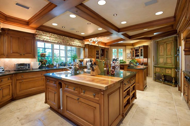 10 Images About Ultimate Kitchens On Pinterest Mansions Kitchens And Bathrooms And Villas