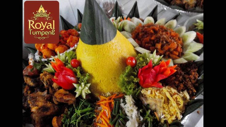 Pesanan Nasi Tumpeng Kerucut Ibu Williani di Ciputat , Tangerang | 08128...