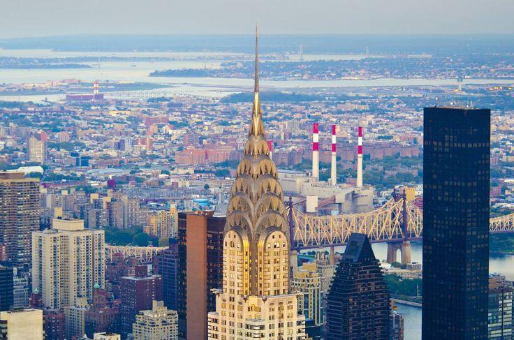 Del neogótico edificio Woolworth al nuevo One World Trade Center, un paseo por las cimas de Manhattan