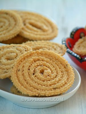 Extremely Addictive..Easy-Chakli-Murukku-Recipe-step-by-step pictures!!