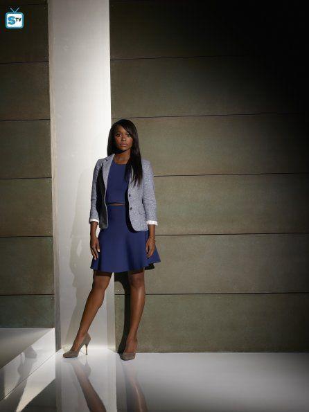 Aja Naomi King as (Michaela) #HTGAWM