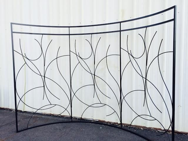 A Garden Screen Is A Perfect Way To Block Or Enclose An Area. This Is