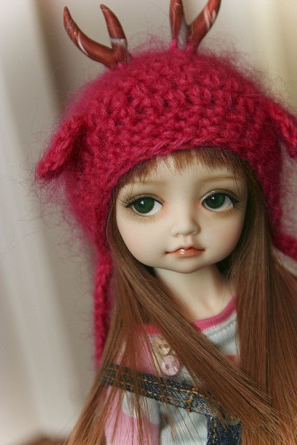 Muffin..... | Flickr - Photo Sharing!  May not be Blythe but sure is beautiful.