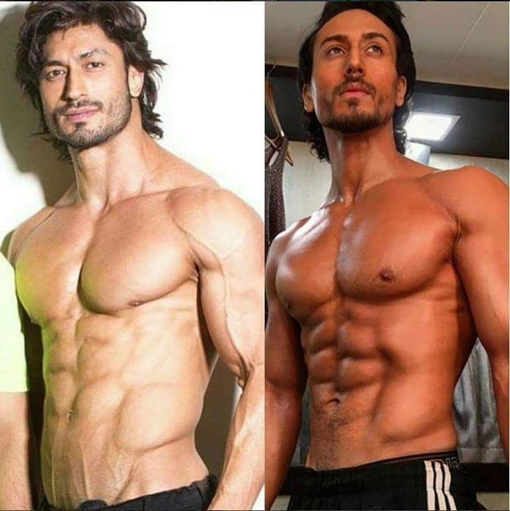 Whom do you find the hottest hunk of Bollywood ?  Vidyut Jammwal or Tiger Shroff  #VidyutJammwal #TigerShroff #celebrity #bollywood #bollywoodactress #bollywoodactor #actor #actress #star #fashion #fashionista #glamorous #hot #sexy #love #beauty #instalike #instacomment #filmywave
