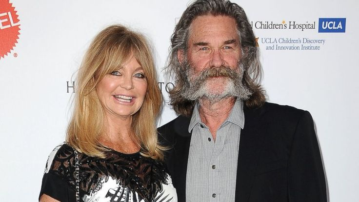 PHOTO: Goldie Hawn and actor Kurt Russell attend the Mattel Childrens Hospital UCLA Kaleidoscope Ball at 3LABS, May 2, 2015, in Culver City, Calif.