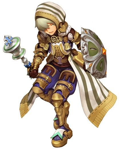 Cleric is so cute.