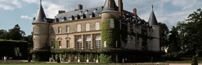Le Château de Rambouillet,