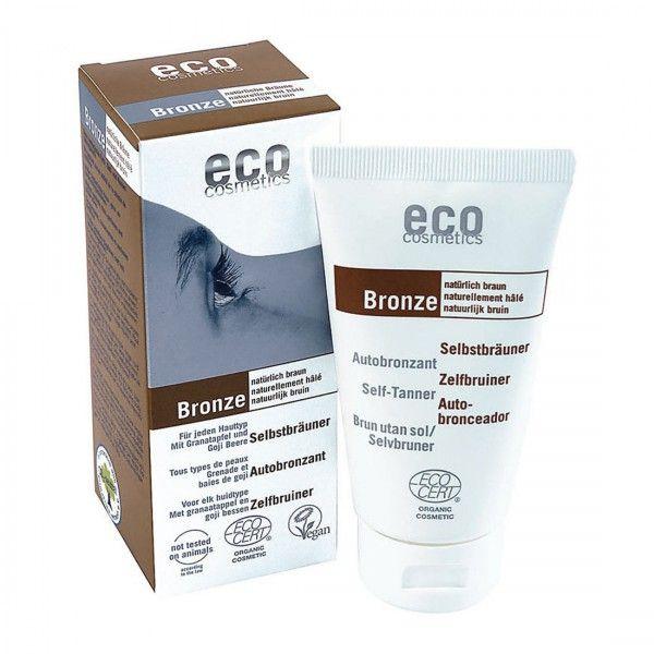 ECO-Cosmetics Bronze Selbstbräuner: https://www.nordjung.de/eco-cosmetics-bronze-selbstbraeuner-75-ml #naturkosmetik #Selbstbräuner #bronze