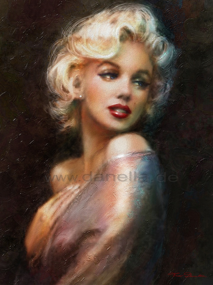 Artwork Of Marilyn At 12305 296 Best Art Images