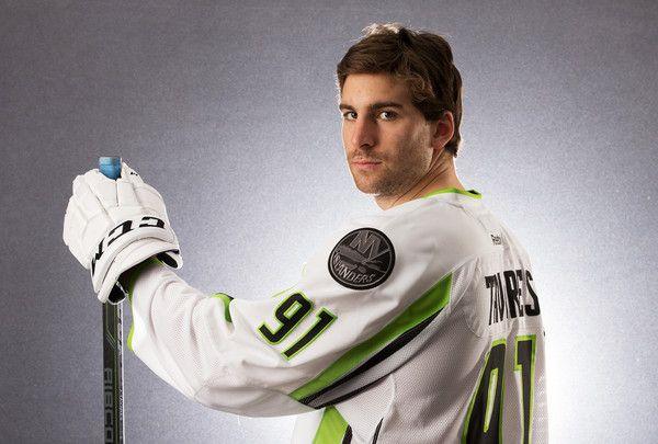 John Tavares Photos - 2015 Honda NHL All-Star Portraits - Zimbio