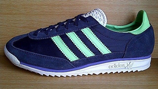#adidassport  Tertarik ? Hub : 0831-6794-8611 Kode Sepatu: adidas SL 72 Navy Green | Ukuran Sepatu: 38 , 39 | Harga: Rp. 575.000,-