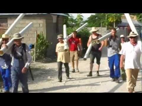 Schüler bauen für Lehrer auf Haiti | Berufskolleg Kempen Herbst 2011 | 20Min.