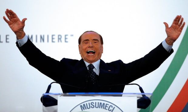 After tax fraud, sex scandals and heart surgery Silvio Berlusconi is back https://buff.ly/2zSlsRO
