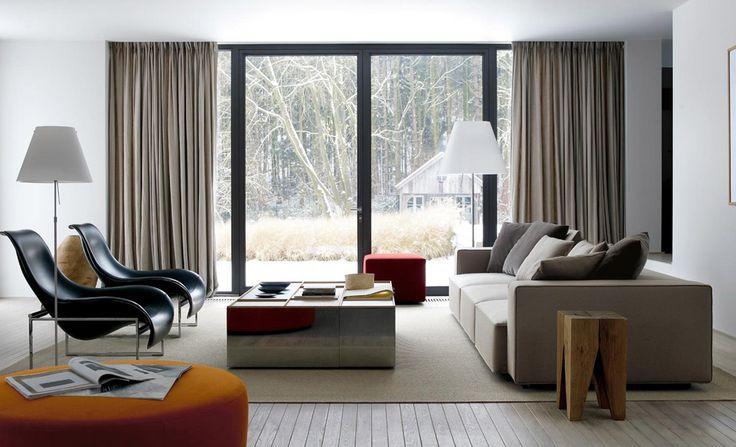 1000 bilder zu vorh nge auf pinterest. Black Bedroom Furniture Sets. Home Design Ideas
