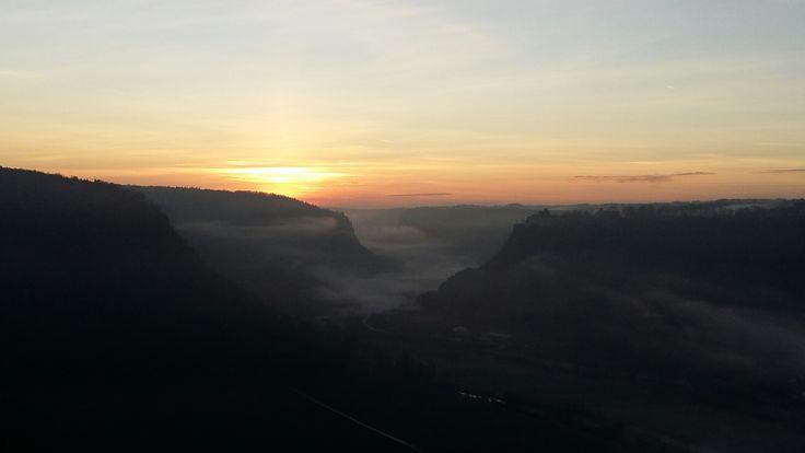 Donautal oberhalb Beuron - Schwäbische Alb