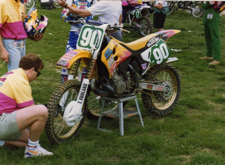 Tallon Vohland bike 1993