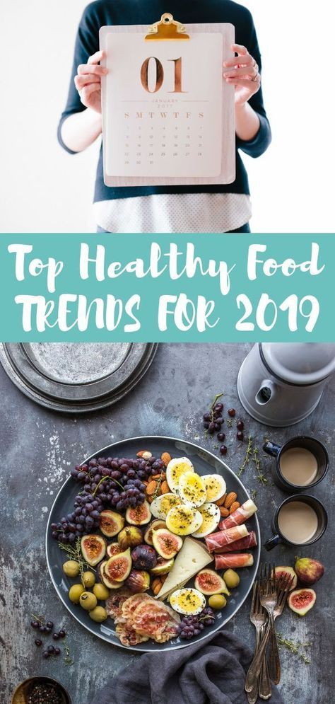 The highest wholesome meals developments for 2019 are making the information this new yr. Know wha…