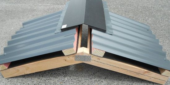 Replacement Air Enters Through The Under Eave Or Soffit
