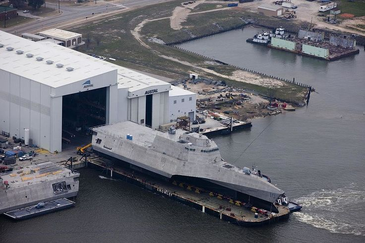 """A vegan galley, unisex uniforms, and numerous """"safe spaces"""" throughout the hull are other firsts for this Littoral Combat Ship."""