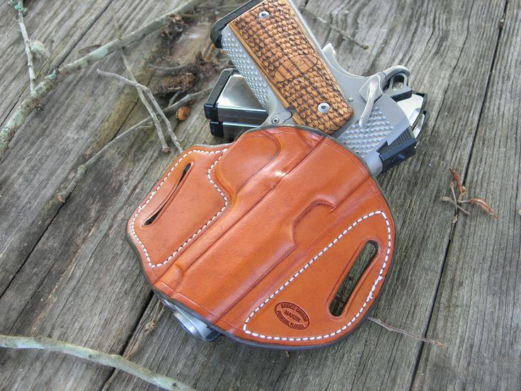 1000 Ideas About 1911 Holster On Pinterest Leather