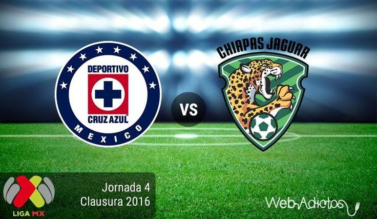 Cruz Azul vs Jaguares, Liga MX Clausura 2016 ¡En vivo por internet! - https://webadictos.com/2016/01/30/cruz-azul-vs-jaguares-clausura-2016/?utm_source=PN&utm_medium=Pinterest&utm_campaign=PN%2Bposts