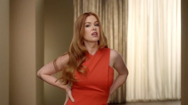 Isla Fisher Was Really, Really Nervous About Doing This ING Direct Ad (for Good Reason) | Adweek