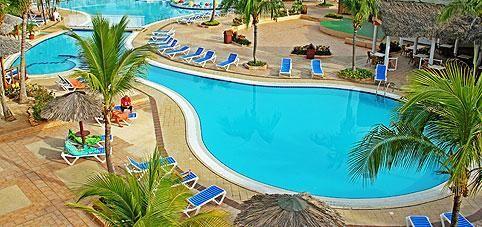 Pool - Hotel Sol Cayo Coco