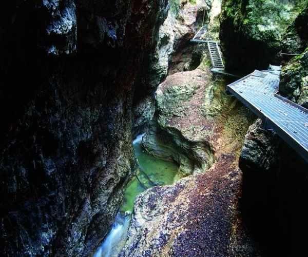 Canyon della Val di Non #trentino