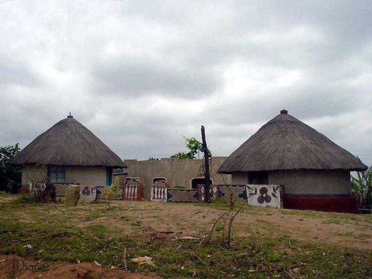 Venda_homestead - Thoyondau, Limpopo