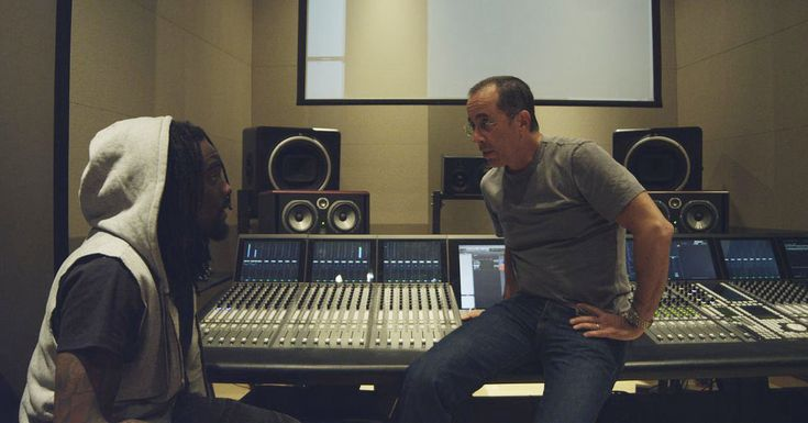 Jerry Seinfeld discusses the creative process of his new friend, the rapper Wale.