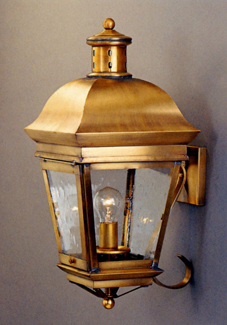 Lighting fixtures made in usa lighting ideas for Early american outdoor lighting