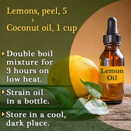 http://www.buzzle.com/articles/how-to-make-lemon-oil.html