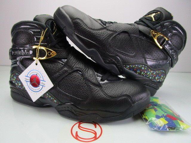 best sneakers 24146 9d9e8 Nike Air Jordan VIII 8 Retro CONFETTI 12 #fashion #clothing ...