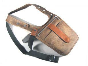 Revolverbag Holster bag Halftertasche »Carl«