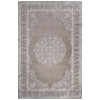 Everly Bordered Gray/ Silver Area Rug (5u0027 X 7u00276) By Jaipur Living. Grey RugsOutlet  StoreOutlets