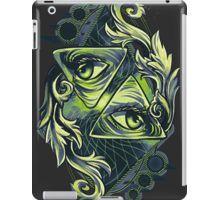 Two Eyes iPad Case/Skin