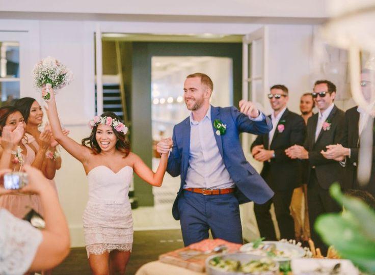 Real Wedding   Beach Wedding Sydney   Candid Wedding Photography   Relaxed Wedding   Beach Wedding Inspiration   Short Wedding Dress   Detachable Wedding Skirt