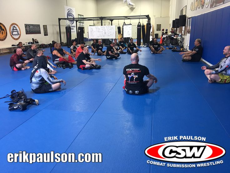 Erik Paulson's  Combat Submission Wrestling Pro-Coach Association   Training professional martial arts coaches   http://erikpaulson.com cswatlanta@gmail.com   #erikpaulson #CSW #MMA