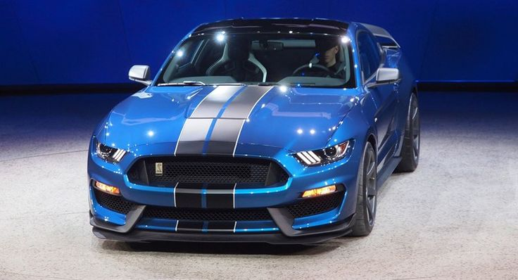 2017 Ford Mustang Shelby GT500 Redesign