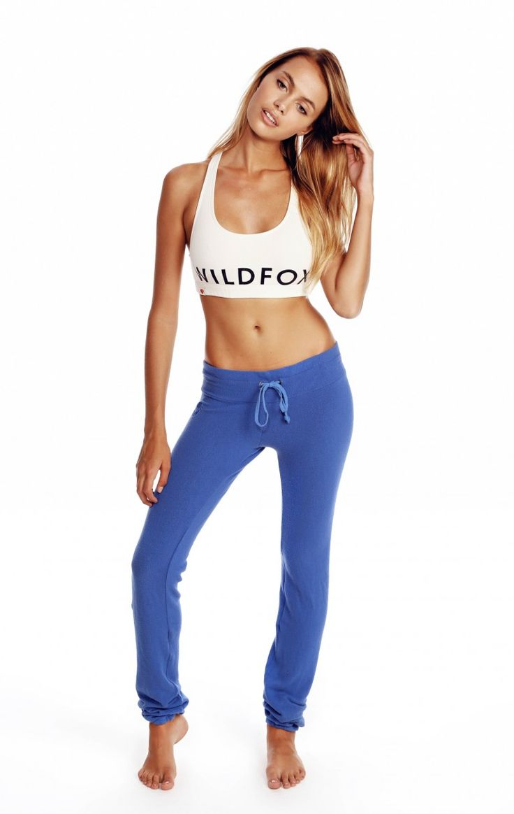 Wildfox Couture Essentials Malibu Skinny Sweats