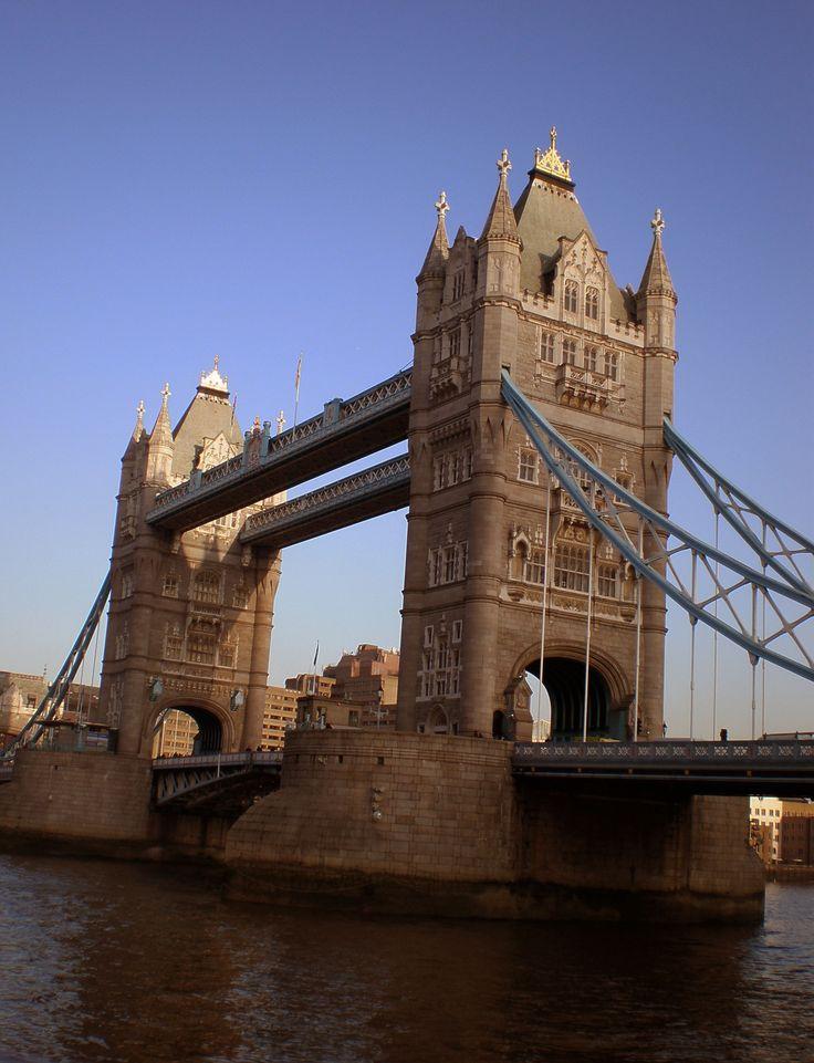 Walk the skybridge on Tower bridge in London, England (picture: Christoffer Volf)