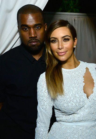 Kim Kardashian Photos: Marc Quinn Honored in Miami Beach