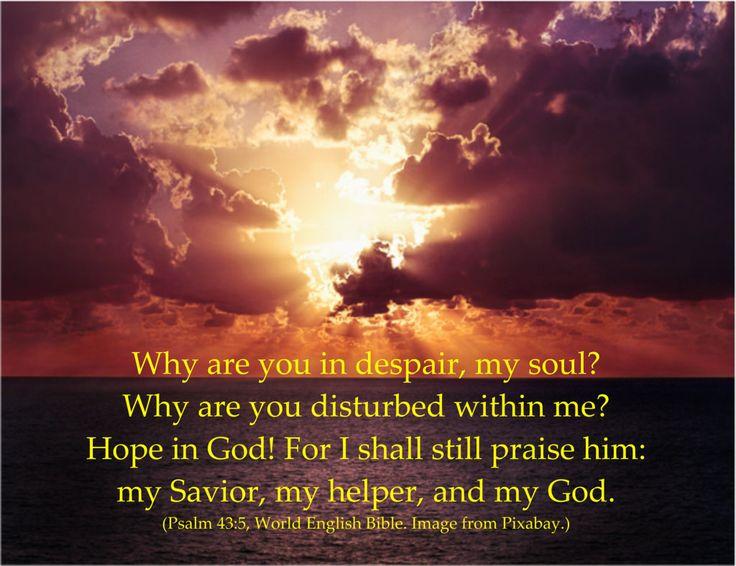 Breakfast Bible Bytes  Psalm 43:5 – When Faithful Israel Is Restored To The Land  Http://www.breakfastbiblebytes.org