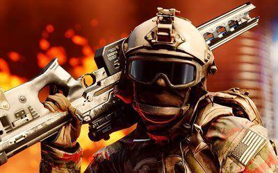 壁紙をダウンロードする コンピュータゲーム, 2013年, 戦場4, シューター